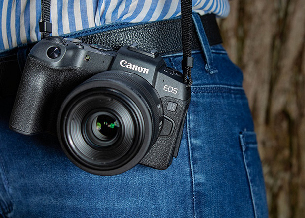 Canon EOS RP full-frame systeemcamera