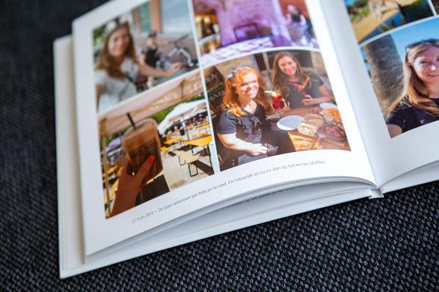 Fotoboek maken via Google Photos