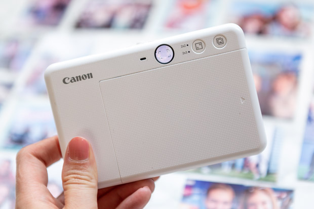 Canon Zoemini S Instant Camera Printer
