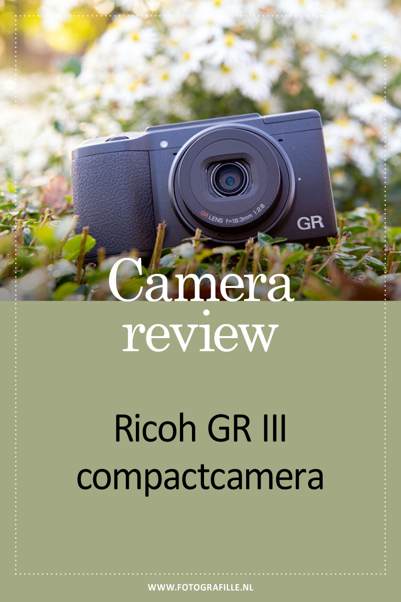 ricoh gr iii compactcamera review