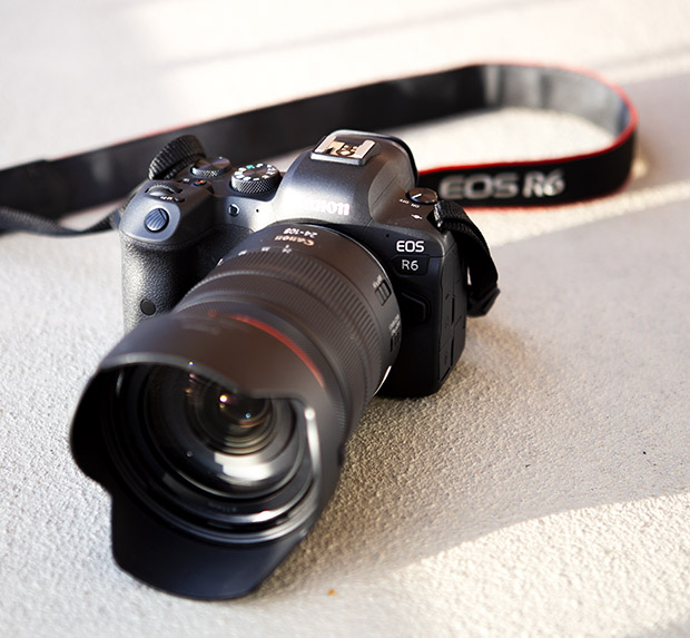 review Canon EOS R6 systeemcamera