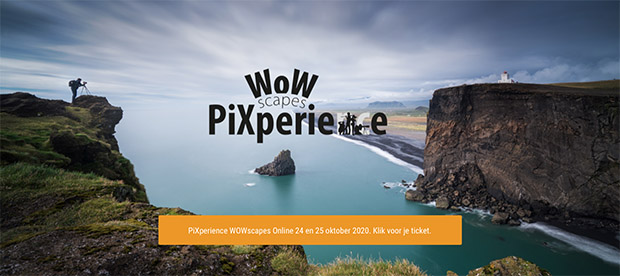 event PiXperience WOWscapes Online