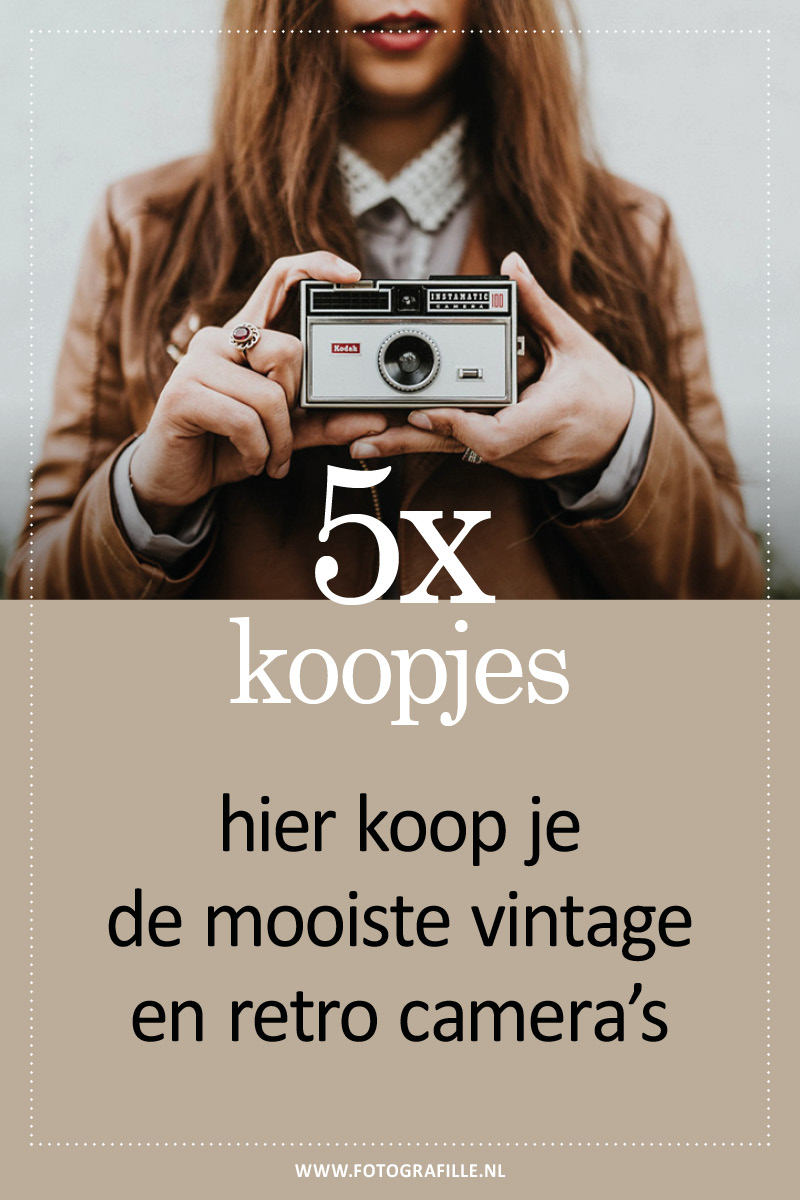 oude camera online